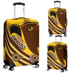 Pride Hawks Luggage Covers Hawthorn Indigenous | 1st New Zealand