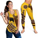 Combo Racerback Tank and Legging Pride Hawks Hawthorn Indigenous | 1st New Zealand