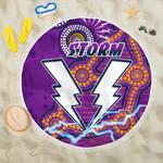 Storm Beach Blanket Melbourne Indigenous Thunder |1st New Zealand