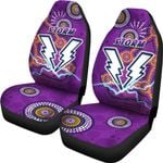 Storm Car Seat Covers Melbourne Indigenous Thunder |1st New Zealand