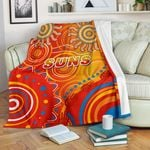 Suns Premium Blanket Sun Indigenous Gold Coast |1st New Zealand