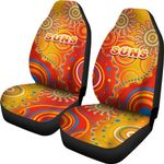 Suns Car Seat Covers Sun Indigenous Gold Coast |1st New Zealand
