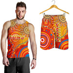 Combo Men Tank Top and Men Short Suns Indigenous Gold Coast  1st New Zealand