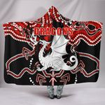 Dragons Hooded Blanket St. George Indigenous Limited |1st New Zealand