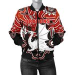 Dragons Women Bomber Jacket St. George Indigenous Limited |1st New Zealand