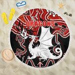 Dragons Beach Blanket St. George Indigenous Limited |1st New Zealand