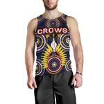 Adelaide Men's Tank Top Original Indigenous Crows