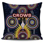 Adelaide Pillow Cover Original Indigenous Crows