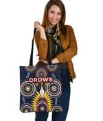 Adelaide Tote Bag Original Indigenous Crows