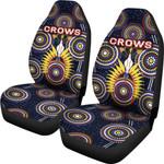Adelaide Car Seat Covers Original Indigenous Crows