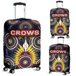 Adelaide Luggage Covers Original Indigenous Crows