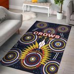 Adelaide Area Rug Original Indigenous Crows