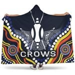 Adelaide Hooded Blanket Special Crows