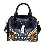Adelaide Shoulder Handbag Special Crows