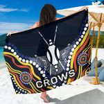 Adelaide Sarong Special Crows