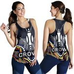 Adelaide Women Racerback Tank Special Crows