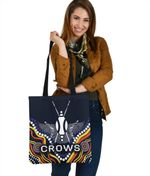 Adelaide Tote Bag Special Crows