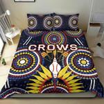 Adelaide Bedding Set Original Indigenous Crows