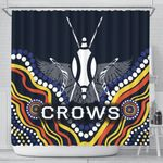Adelaide Shower Curtain Special Crows