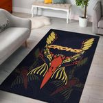 Adelaide Area Rug Simple Indigenous Crows