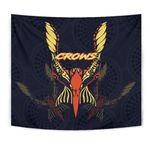Adelaide Tapestry Simple Indigenous Crows K8