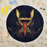 Adelaide Beach Blanket Simple Indigenous Crows