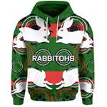 Rabbitohs Hoodie Aboriginal Special