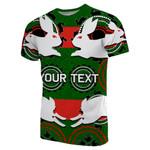 (Custom Personalised) Rabbitohs T-Shirt Aboriginal Special