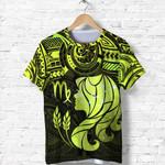 Virgo Zodiac T Shirt Polynesian Tattoo Original Vibes - Cornfield K8