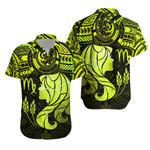 Virgo Zodiac Hawaiian Shirt Polynesian Tattoo Original Vibes - Cornfield K8
