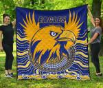 Eagles Premium Quilt West Coast Mix Indigenous | 1st New Zealand