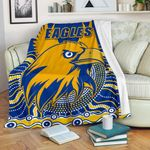 Eagles Premium Blanket West Coast Mix Indigenous | 1st New Zealand