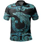 Aotearoa Maori Koru Aihe Polo Shirt Papua Shell