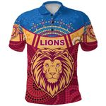 Brisbane Indigenous Polo Shirt Proud Lions | 1st New Zealand