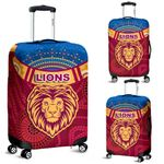 Brisbane Indigenous Luggage Covers Proud Lions | 1st New Zealand