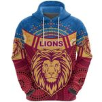 Brisbane Indigenous Hoodie Proud Lions | 1st New Zealand