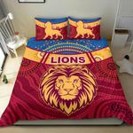 Brisbane Indigenous Bedding Set Proud Lions | 1st New Zealand