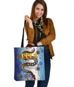 Parramatta Tote Bag Eels Simple Indigenous