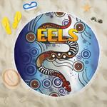 Parramatta Beach Blanket Eels Simple Indigenous