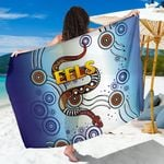 Parramatta Sarong Eels Simple Indigenous