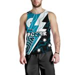 Power Men Tank Top Thunda Port Adelaide |1st New Zealand