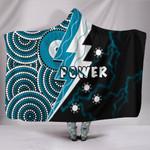 Power Hooded Blanket Thunda Port Adelaide |1st New Zealand