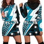 Power Women Hoodie Dress Thunda Port Adelaide |1st New Zealand