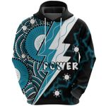 Power Hoodie Thunda Port Adelaide |1st New Zealand