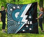 Power Premium Quilt Thunda Port Adelaide |1st New Zealand