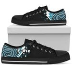 Power Low Top Shoe Thunda Port Adelaide |1st New Zealand