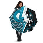Power All Over Print Umbrellas Thunda Port Adelaide |1st New Zealand