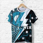 Power T Shirt Thunda Port Adelaide |1st New Zealand