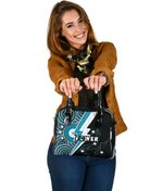 Power Shoulder Handbag Thunda Port Adelaide |1st New Zealand