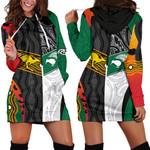 Australia Indigenous and New Zealand Maori Women Hoodie Dress Proud | 1st New Zealand